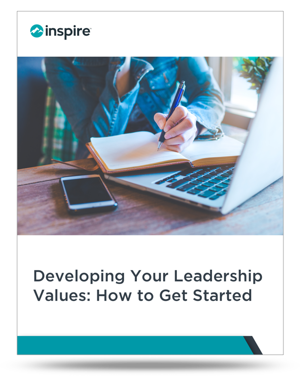 INSP - Developing Your Leadership Values-Mockup