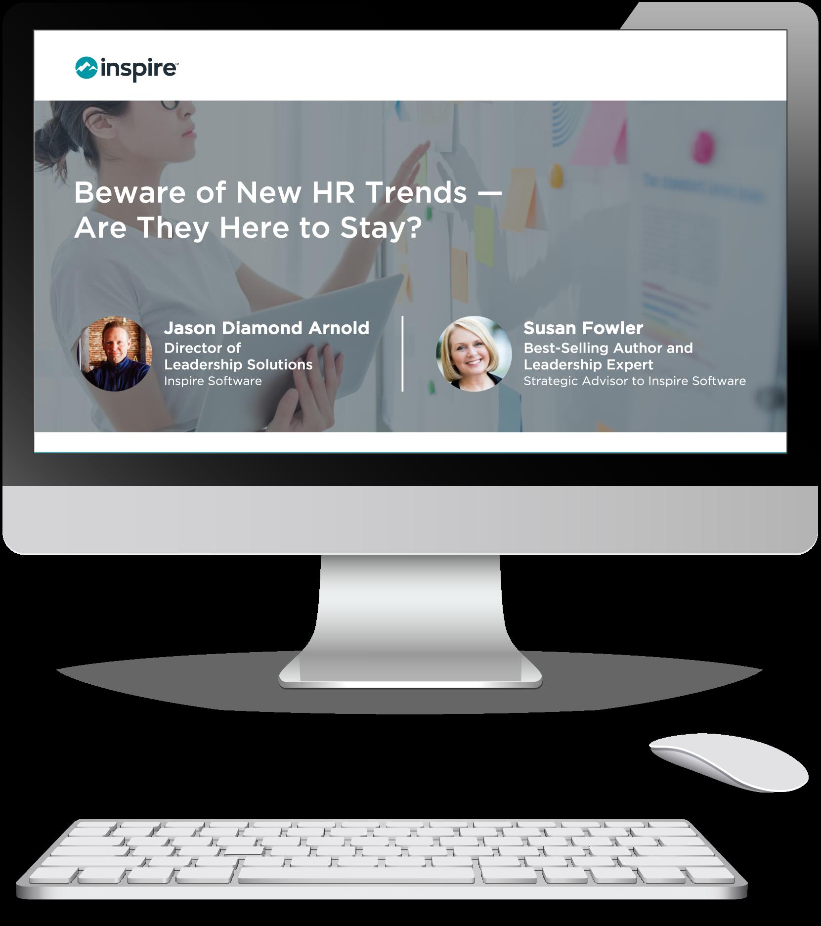 Beware of HR trends